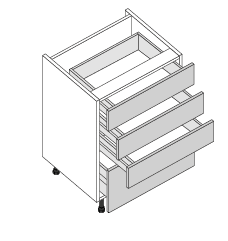 Drawer Pack Combinations