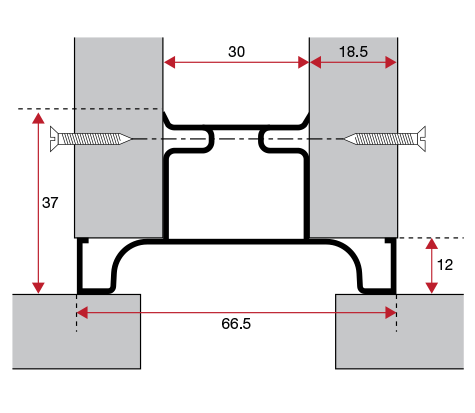 Handleless Fitting Guide
